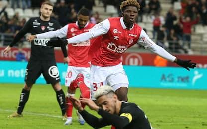 Reims-Brest 1-0