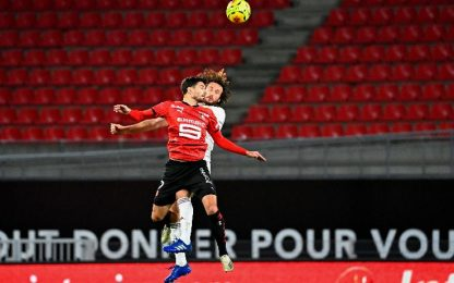Rennes-Bordeaux 0-1