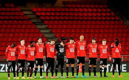 Rennes-Metz 1-0