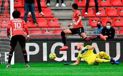 Rennes-Reims 2-2