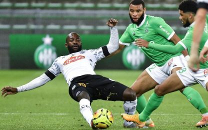 St Etienne-Angers 0-0