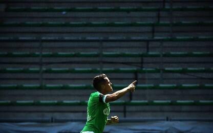 St Etienne-Lorient 2-0