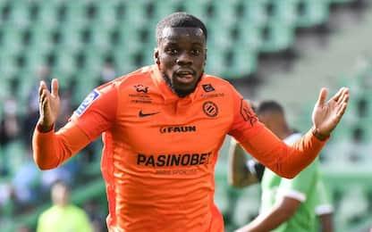 St Etienne-Montpellier 0-1
