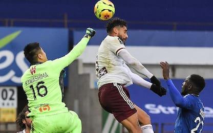 Strasburgo-Bordeaux 0-2