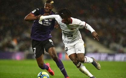 Tolosa-Rennes 0-2