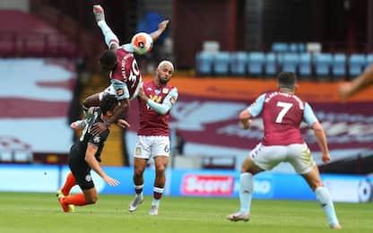 Aston Villa-Chelsea 1-2