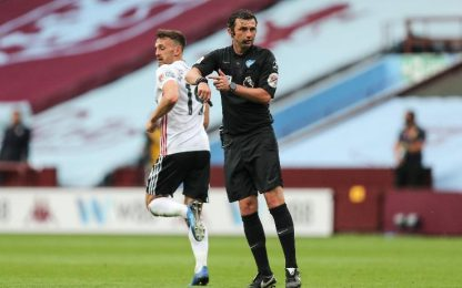 Aston Villa-Sheffield United 0-0