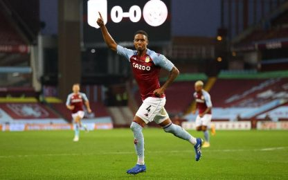 Aston Villa-Sheffield United 1-0