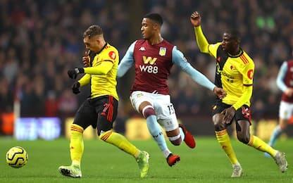 Aston Villa-Watford 2-1