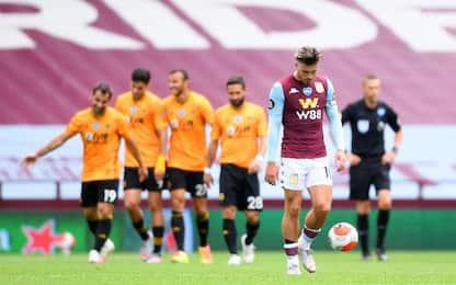 Aston Villa-Wolves 0-1