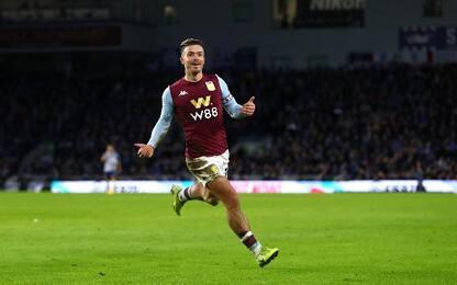 Brighton-Aston Villa 1-1