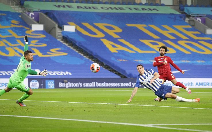 Brighton-Liverpool 1-3