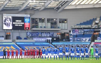 Brighton-Liverpool 1-1