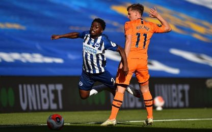 Brighton-Newcastle 0-0