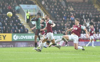 Burnley-Aston Villa 1-2