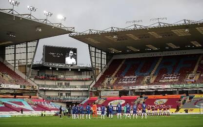 Burnley-Chelsea 0-3