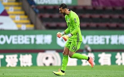 Burnley-Wolves 1-1