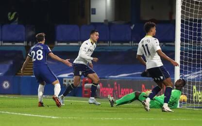 Chelsea-Aston Villa 1-1