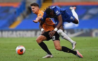 Chelsea-Wolves 2-0