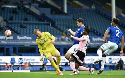 Everton-Leicester 2-1