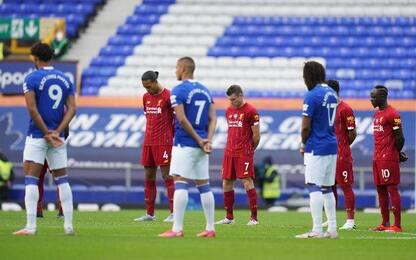Everton-Liverpool 0-0