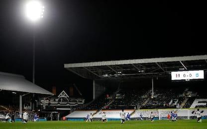 Fulham-Brighton 0-0