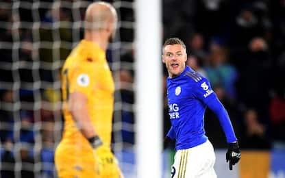 Leicester-Aston Villa 4-0