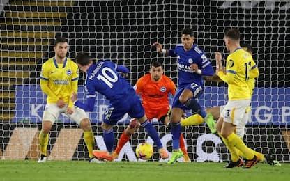 Leicester-Brighton 3-0