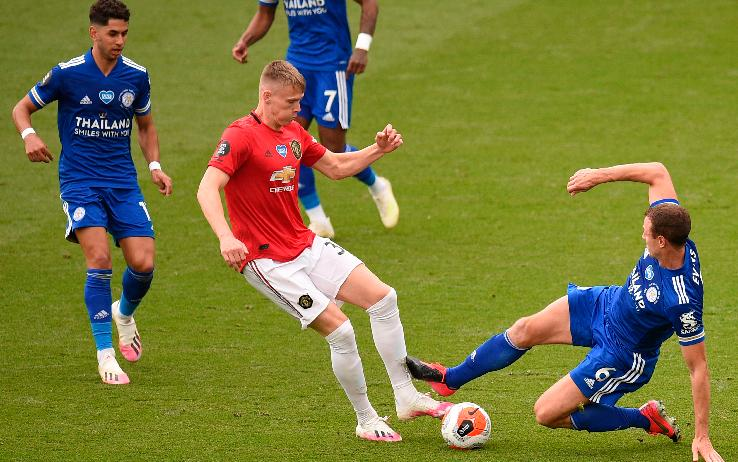 Leicester-Man United 0-2