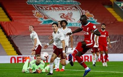 Liverpool-Arsenal 3-1