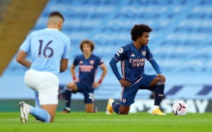 Man City-Arsenal 1-0