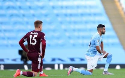 Man City-Leicester 2-5