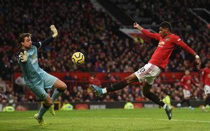 Man United-Norwich City 4-0