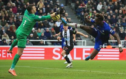 Newcastle-Chelsea 1-0