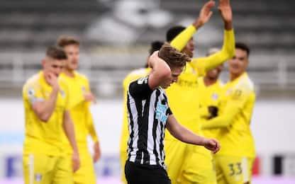 Newcastle-Fulham 1-1
