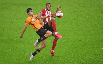 Sheffield United-Wolves 1-0