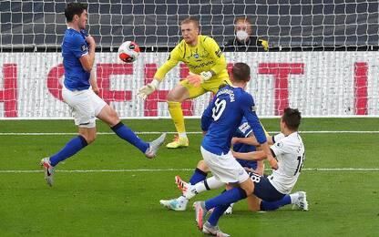 Tottenham-Everton 1-0