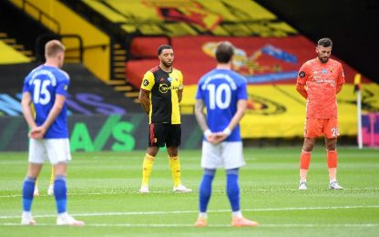 Watford-Leicester 1-1