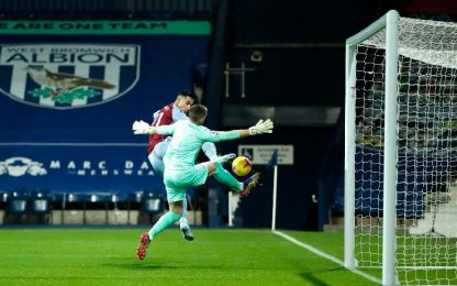 West Bromwich Albion-Aston Villa 0-3