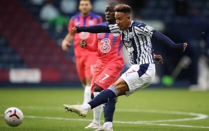 West Bromwich Albion-Chelsea 3-3