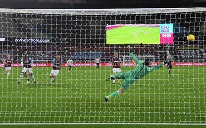 West Ham-Aston Villa 2-1