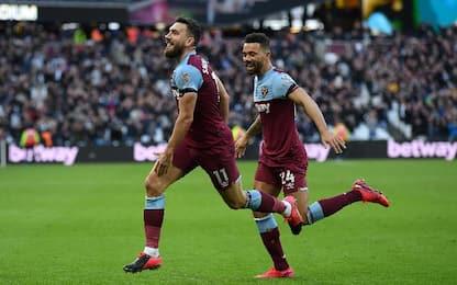 West Ham-Brighton 3-3