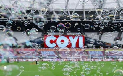 West Ham-Burnley 0-1
