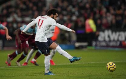 West Ham-Liverpool 0-2