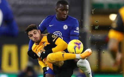 Wolves-Chelsea 2-1