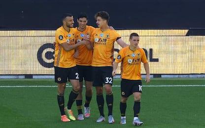 Wolves-Everton 3-0
