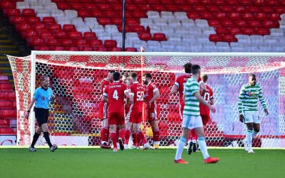 Aberdeen-Celtic 3-3