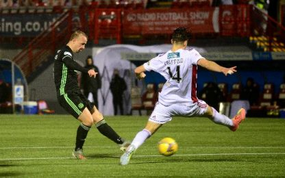 Hamilton Academical-Celtic 0-3