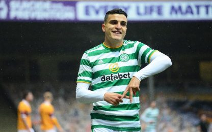 Motherwell-Celtic 1-4
