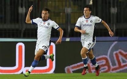Empoli-Pisa 3-1